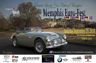 9/18 Memphis Euro-Fest
