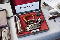Fer à alcool - Photo of Évreux