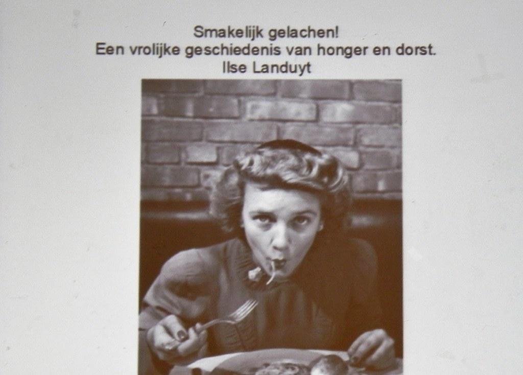 Afbeeldingsresultaat voor ilse landuyt honger en dorst