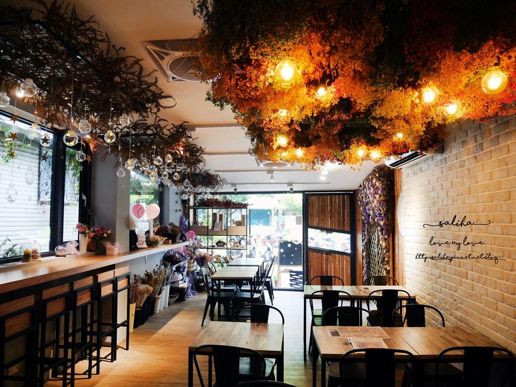 新店區公所附近咖啡館餐廳推薦花草慢食光 (3)