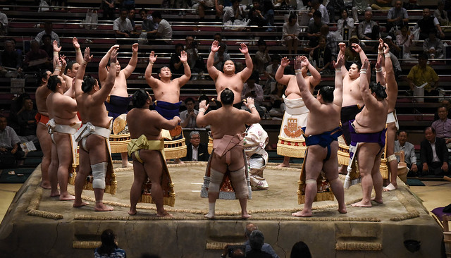 Sumo Tokyo Sep 2018