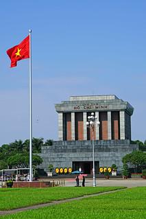 RIP Comrade Ho Chi Minh! Hanoi, Vietnam