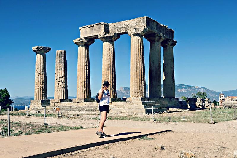 O que fazer em Corinto - Grécia