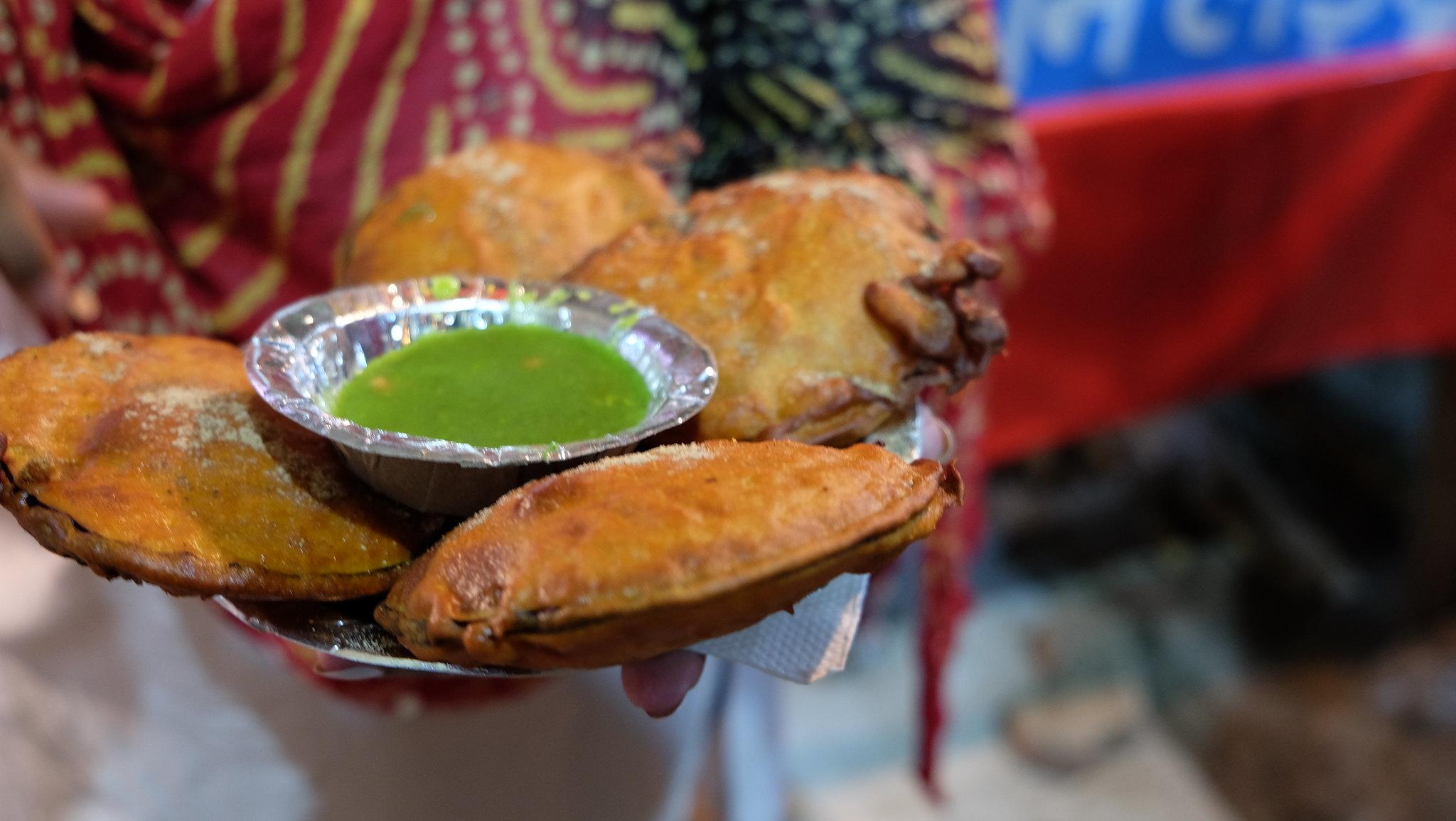 Durga Puja Food Walk New Delhi