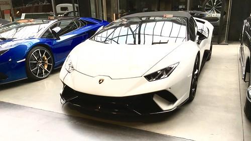 Lamborghini Huracan 640-4 Performante Spyder | 2018