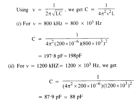 NCERT Solutions for Class 12 physics Chapter 7.9