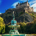 Edinburgh - Ross Fountain II