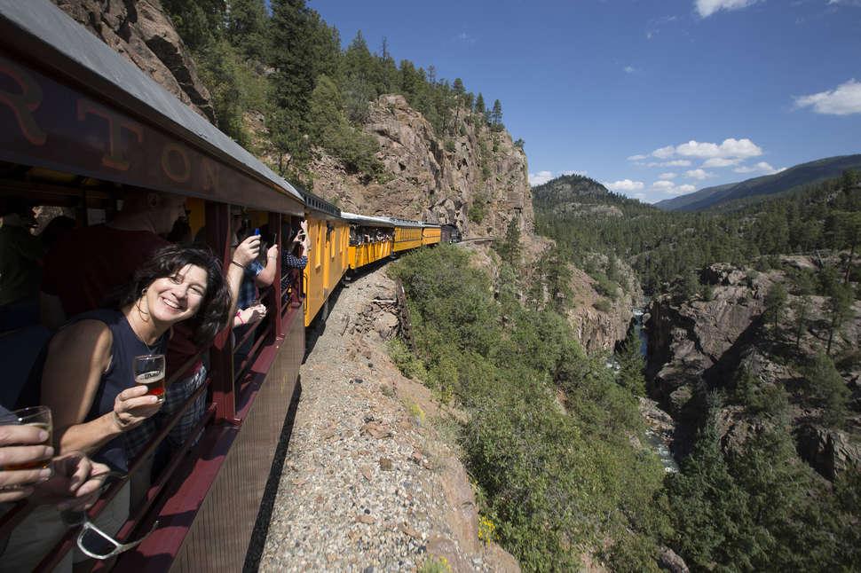 В Колорадо проедет пивной поезд
