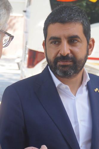 Fòrum Social Pere Tarrés amb Chakir El Homrani