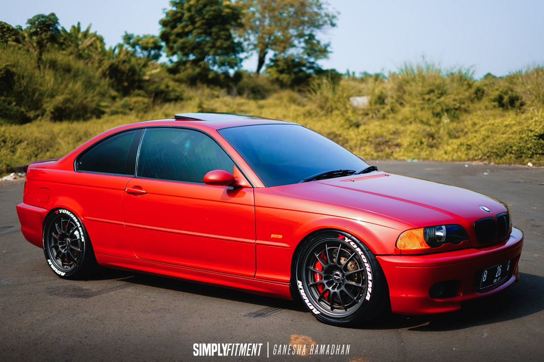 ANDRE'S MEATY BMW 328CI