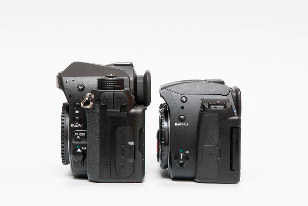 PENTAX K-1 Mark II & PENTAX K-70