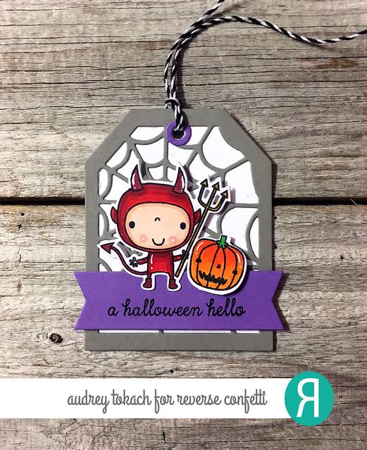 Halloween Tag Set