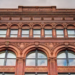 US KY Louisville - compact downtown with great buildings - Bamberger Building, 626 W Main St