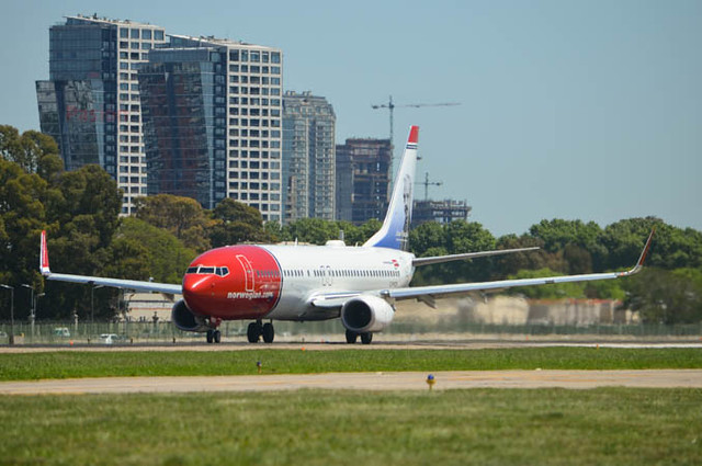 Norwegian Air Argentina / B737-800