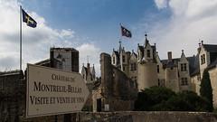 Le Château de Montreuil-Bellay - Photo of Cizay-la-Madeleine