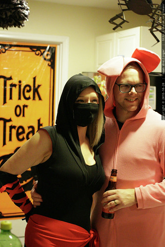 Chelsea & Brian's 2nd Annual Halloween Party 2018    MG 5929