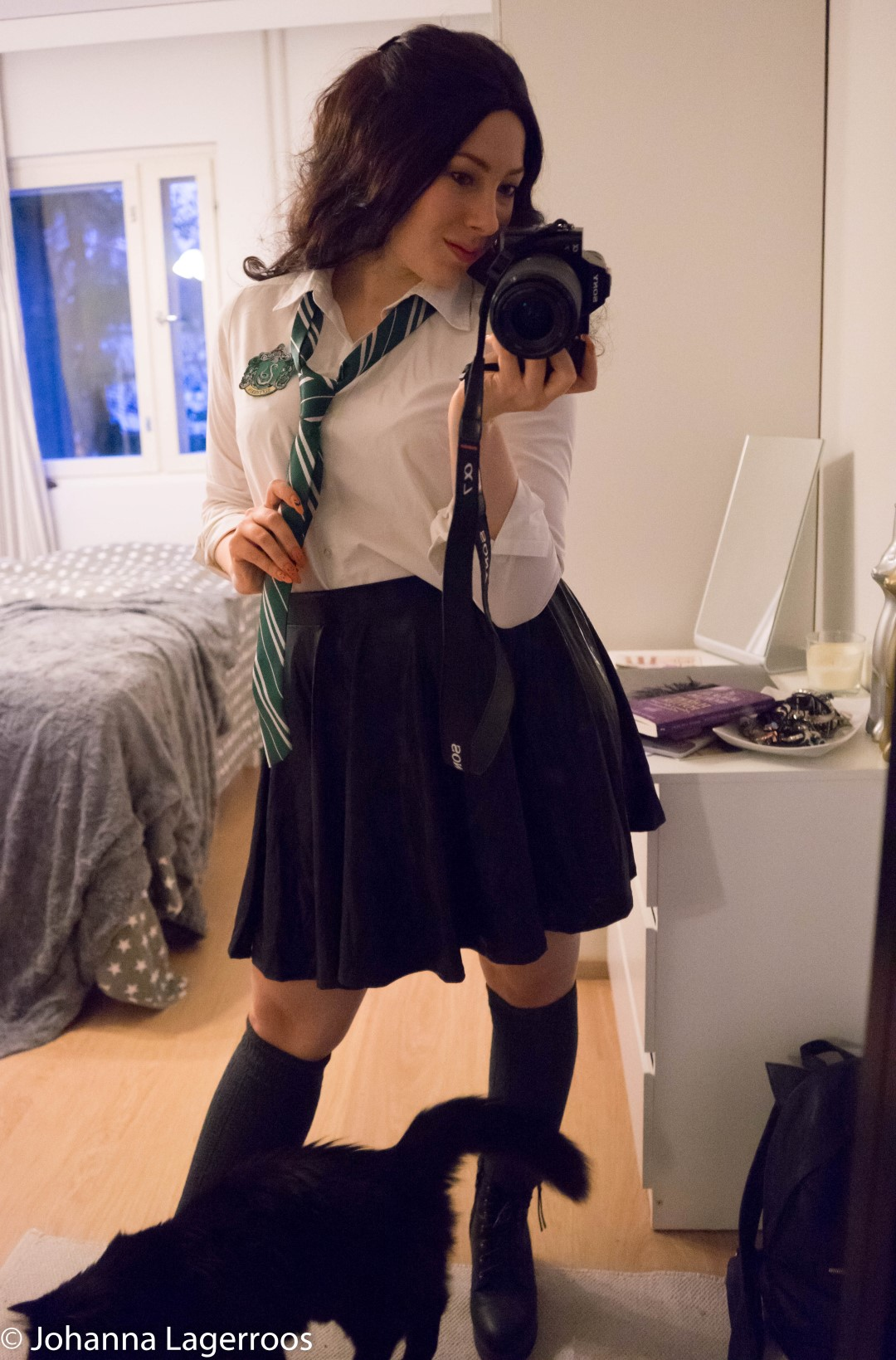 hogwarts student outfit