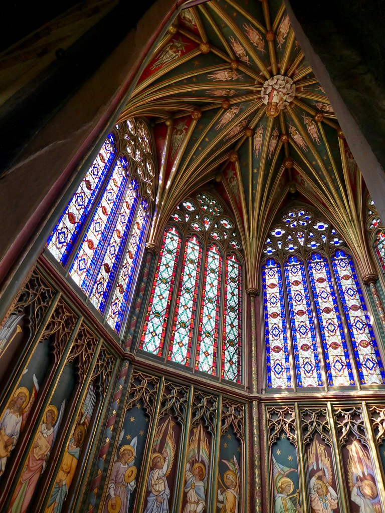 Octagon Lantern, Ely Cathedral
