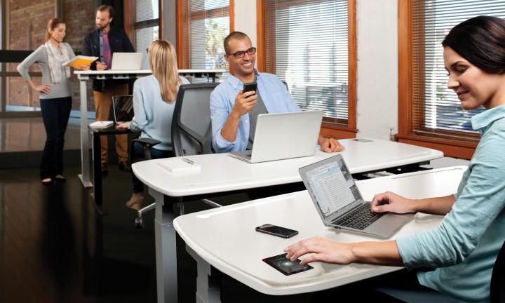 Design A Minimalist Workspace with A Smart Computer Desk - Image 2