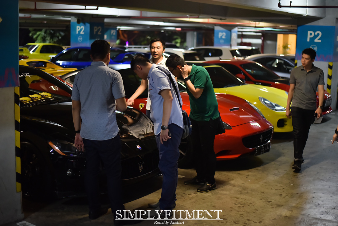 SPEEDCREED UNDERGROUND CAR GATHERING EVENT! AT P2 LIVING WORLD, ALAM SUTERA
