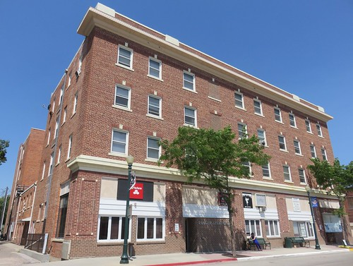 Old Hotel (Lusk, Wyoming)
