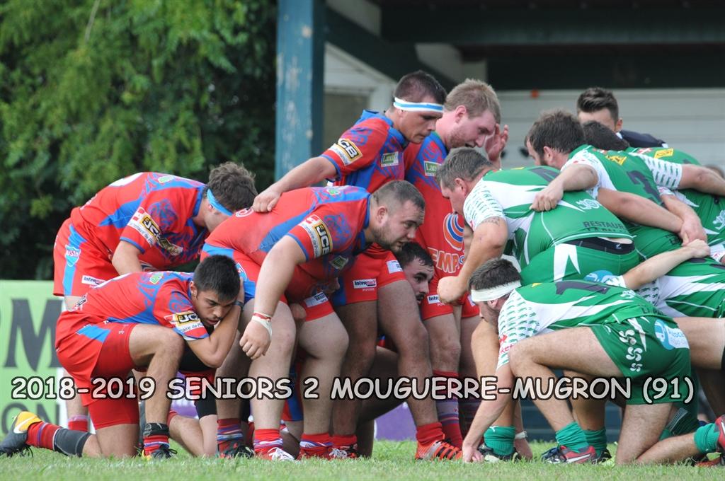 2018-2019 SENIORS 2 MOUGUERRE - MUGRON