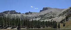 Mt. Wheeler and Jeff Davis Peak