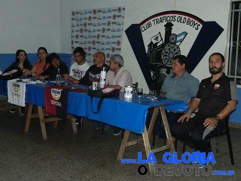 Conferencia de prensa de Tráficos 26/09/18