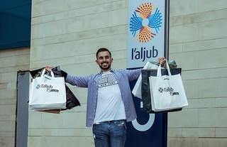 Ganador octubre sorteo 15 aniversario L'Aljub
