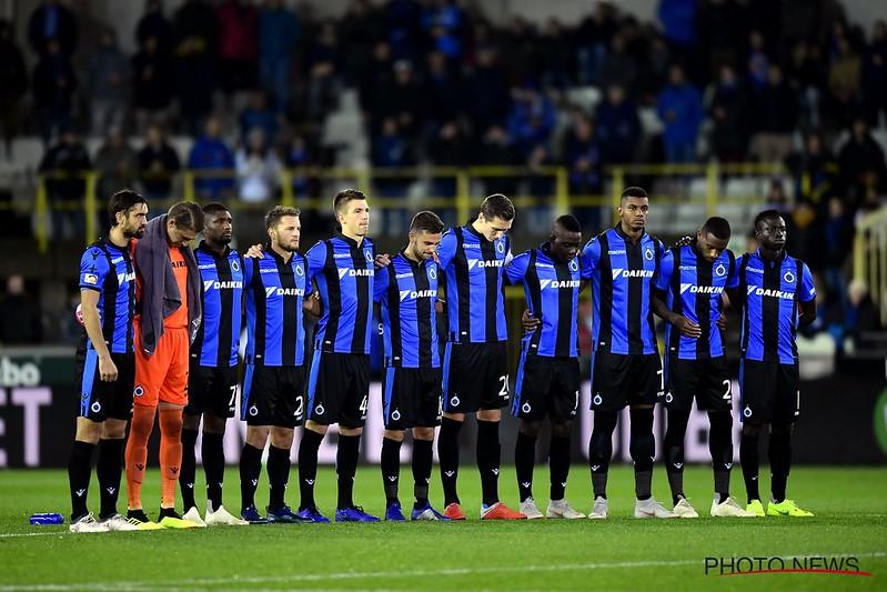 Club Brugge - KV Oostende 30-10-2018
