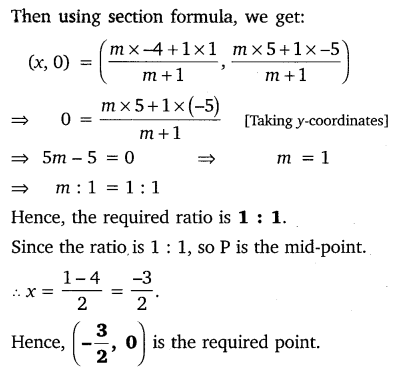 NCERT Solutions for Class 10 Maths Chapter 7 Coordinate Geometry 23