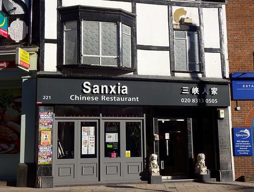 Sanxia Renjia, Bromley, London BR1