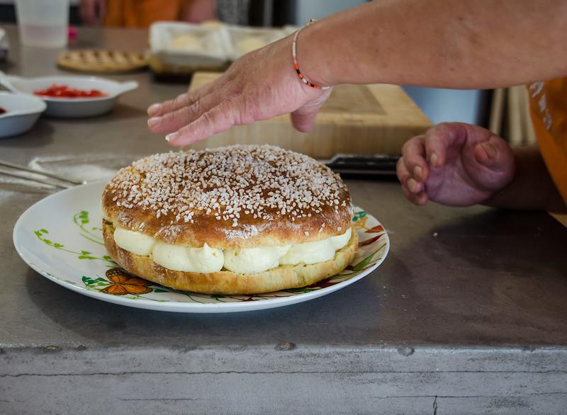 CooknwithClass Bread Masterclass: Tropézienne
