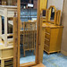 E70 tall mirror with drawer
