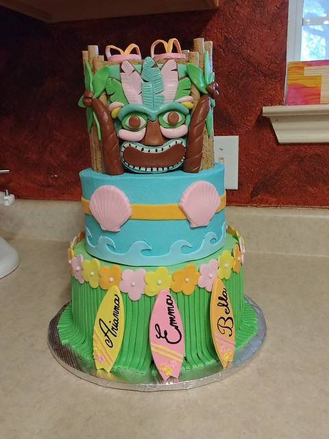 Cake by Tami's Baked Goods