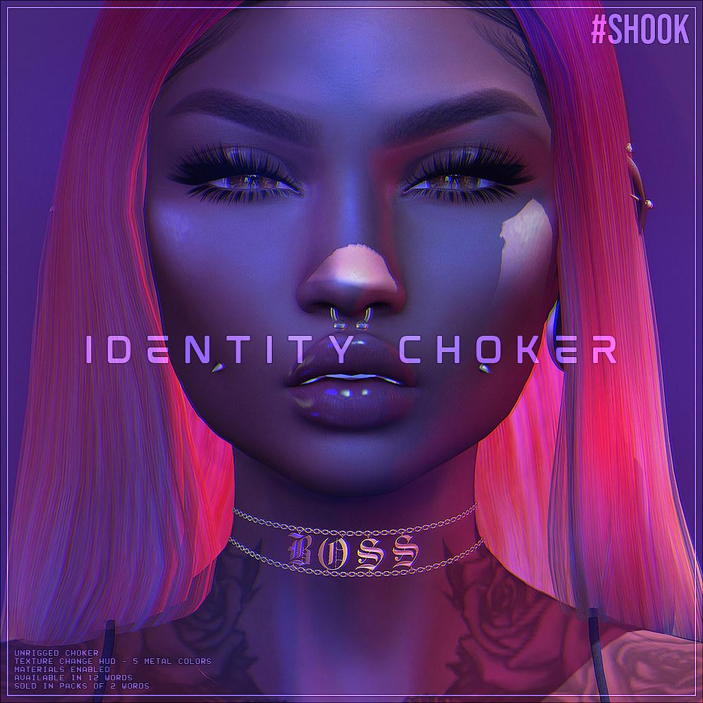 #SHOOK - Identity Choker @LEVEL - TeleportHub.com Live!