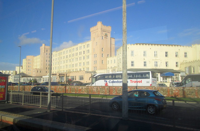 Suide View, Norbreck Castle Hotel, Blackpool