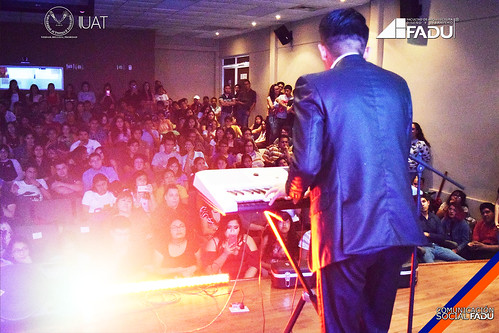 Se realiza la primera etapa del Festival de la Canción en la FADU
