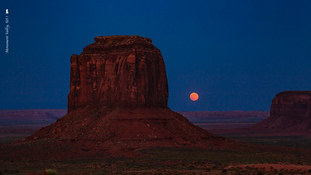 Monument Valley, Canon EOS 5D MARK II, Canon EF 70-200mm f/4L IS