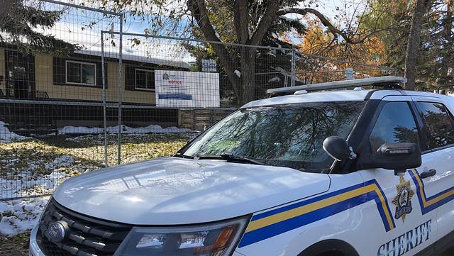 Sheriffs close Calgary drug house