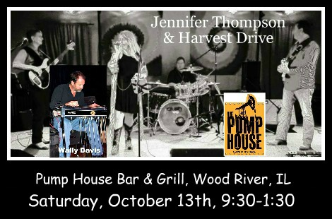 Jennifer Thompson & Harvest Drive 10-13-18