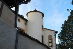 Saint-Haon-le-Châtel (42) : la maison du cadran solaire