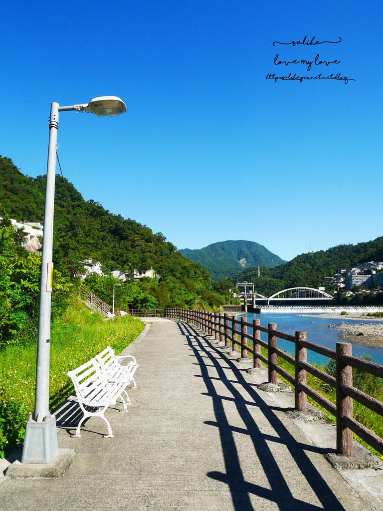 台北踏青一日遊景點推薦烏來梅花湖 (5)