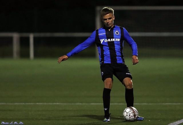 Beloften Club Brugge - Beloften Lokeren