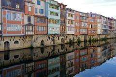 Castres (Tarn) : l'Agout traverse la ville - Photo of Laboulbène