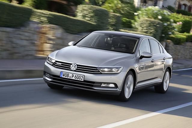 Comprar Volkswagen Passat