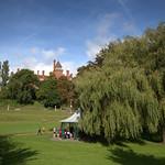 Miller Park in Summer