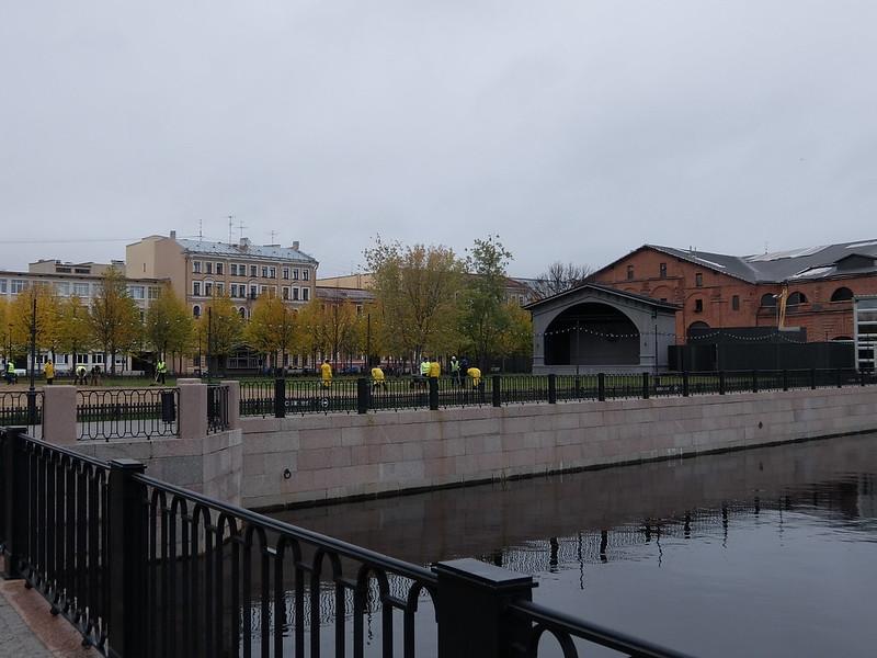 Санкт-Петербург - Новая Голландия - Канал