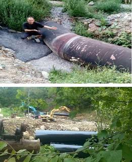hydropower plant Crnovrška River