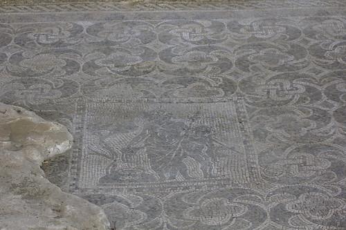 Villa romana di Palazzi di Casignana - Bacco Ebbro